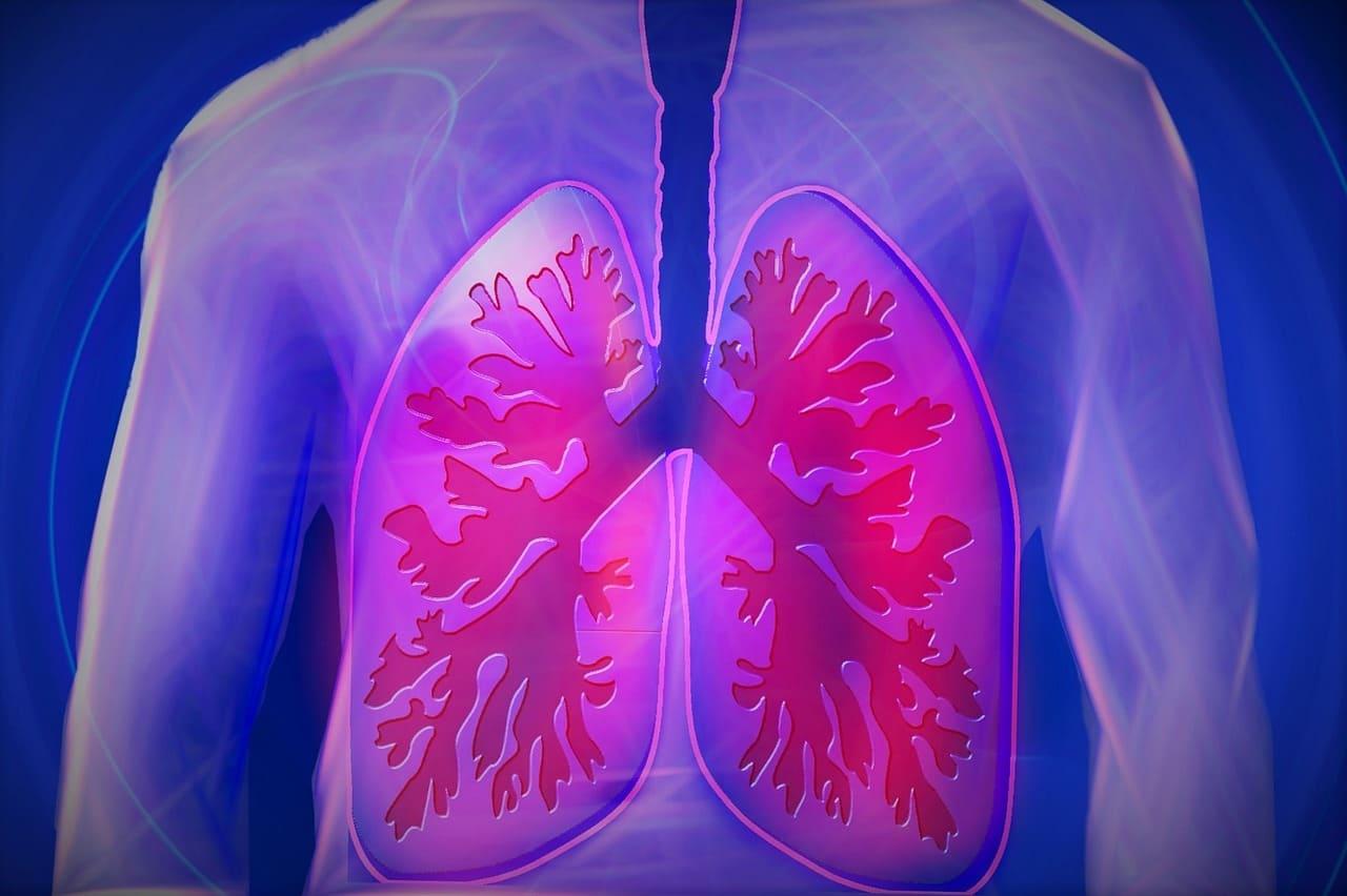 régénération des poumons après arrêt tabac