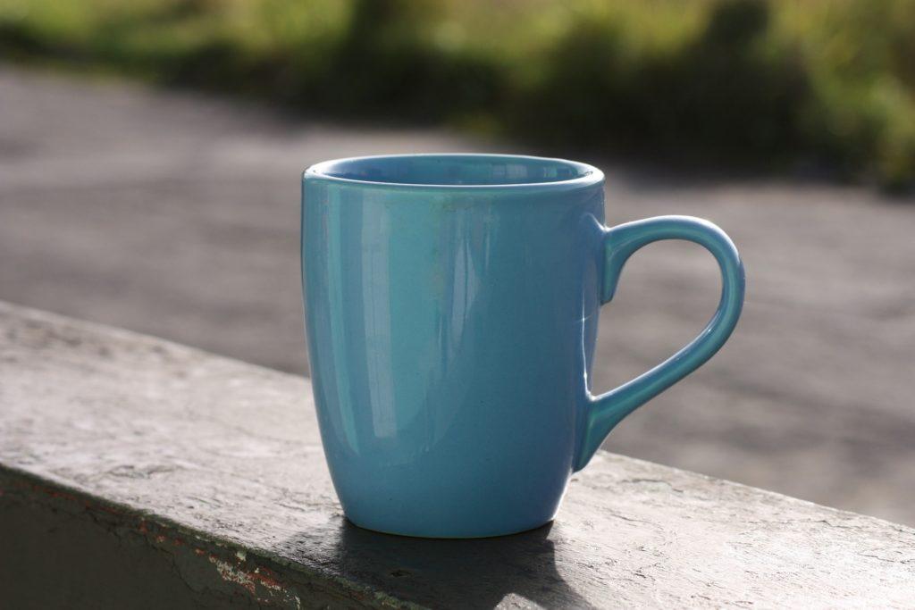 Tasse café à changer quand on veut arrêter de fumer