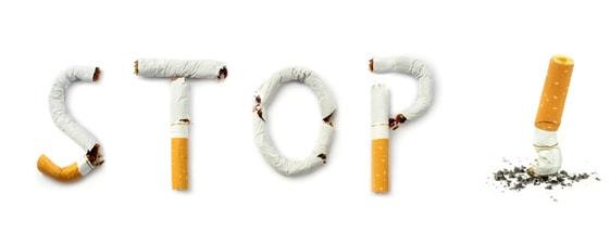 stop pour vous arrêter de fumer