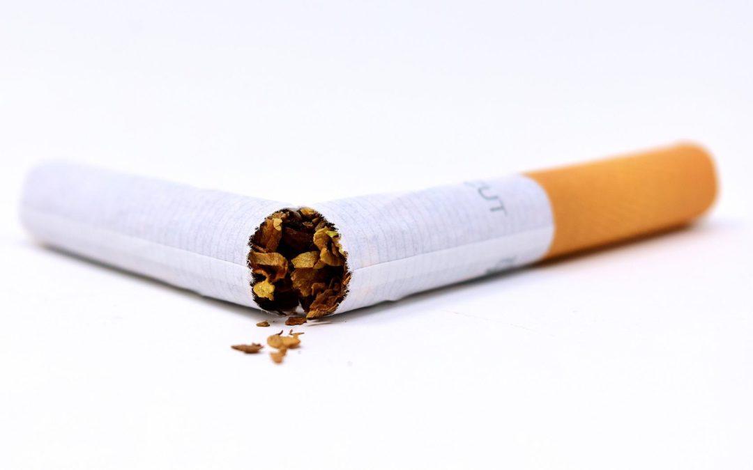 Le tabagisme des jeunes : Comment j'y ai été confrontée ?