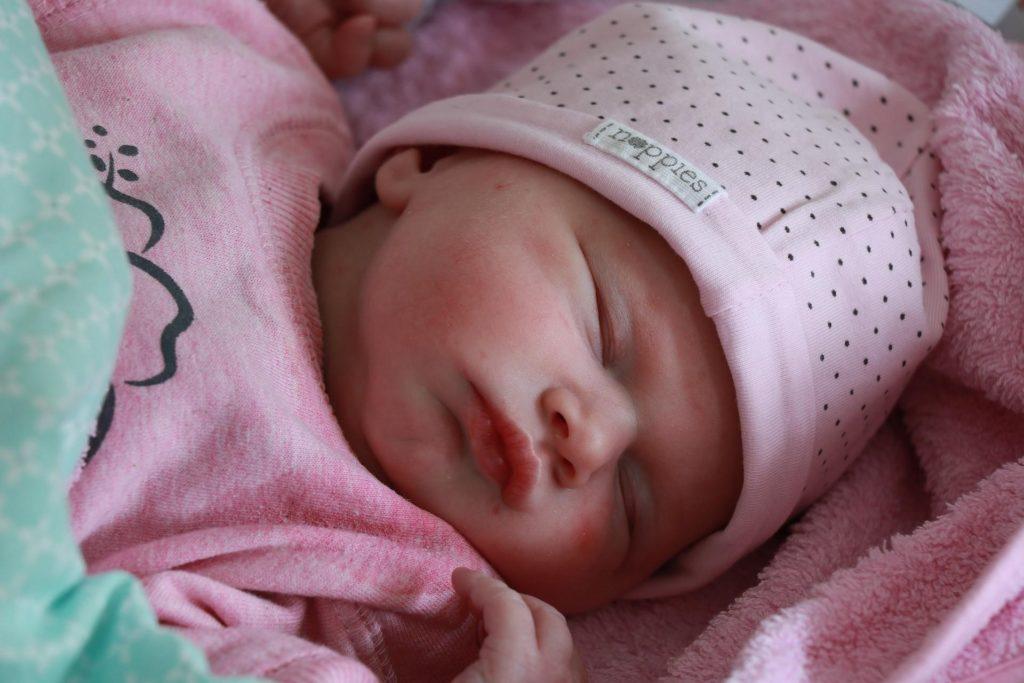 bébé à la naissance